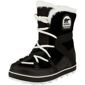 Sorel Glacy Expl**** Shortie Laarzen Dames, black